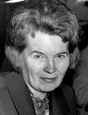 Frieda Bendfeldt
